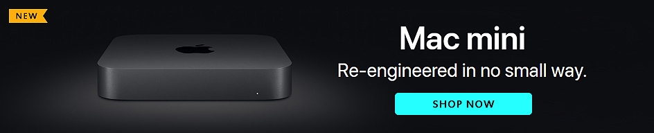 Mac Mini -2018