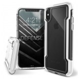 X-Doria Defense Clear Back Case for iPhone X