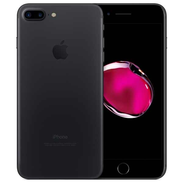 Apple iPhone 7 plus 256GB Black with facetime