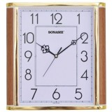 Sonashi Wall Clock (Wood White & Wood Ivory Color)