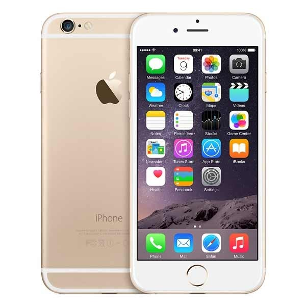 iPhone 6 64GB Gold Color -With FaceTime