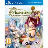 Atelier Sophie The Alchemist of the Mystery  for PS4 ...