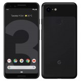 Google Pixel 3 -64GB/4GB RAM -Just Black