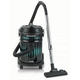 Sonashi 1200W Cyclone Bagless Vacuum Cleaner (Black-Orange) 4.64Kg