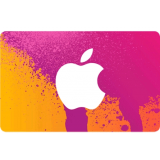 iTunes Gift Card -100$  For US Apple Store