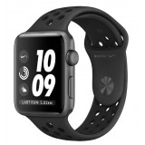 MQ182 Apple Watch Nike+ -42MM Space Grey Aluminium case With Nike Sport Band