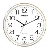 Sonashi Wall Clock (Silver Color)