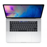 Apple MacBook Pro MR972 -15inch 8th Gen Core i7 512GB 16GB RAM 2.6GHz 6-Core Processor -Silver  -English keyboard