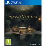 Adam's Venture Origin's For PS4