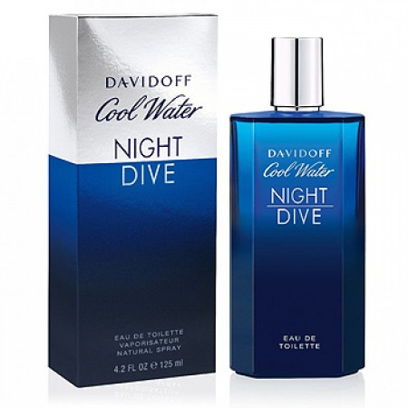 Davidoff Coolwater Night Dive 125Ml For Her