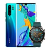 Huawei P30 Pro 256GB with Huawei Watch GT Active