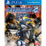Earth Defense Force 4.1 For PS4