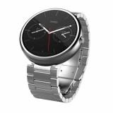 Moto 360 Smartwatch Silver