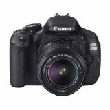 Canon EOS 600D EF-S 18-55 IS II Kit