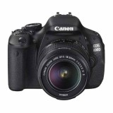 Canon EOS 600D 18-55mm Lens Kit-Japan