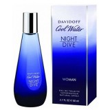 Davidoff Coolwater Night Dive Edp 80Ml For Her
