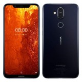 Nokia 8.1 128GB Blue Price Dubai