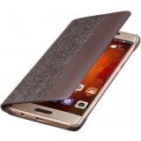 Huawei Mate 9 PRO Smart View Flip Case -Brown