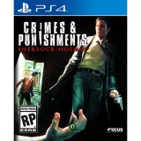 Crimes and Punishments Sherlock Holmes for PS4