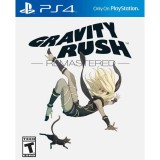Gravity Rush Remastered For PS4
