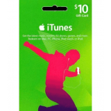 iTunes Gift Card -10$  For US Apple Store