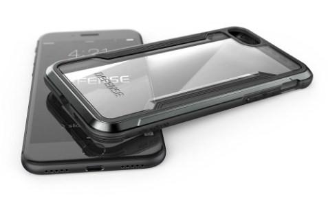 promo code 52365 25fe5 X-Doria Defense Shield Back Case for iPhone 8/7