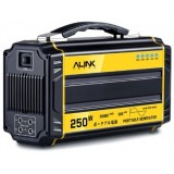 ALINK 25w Portable Generator Solar Power Inverter Price Dubai