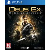 Deus Ex: Mankind Divided For PS4
