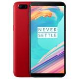 OnePlus 5T Dual Sim 128GB/8GB RAM -Lava Red Special Edition