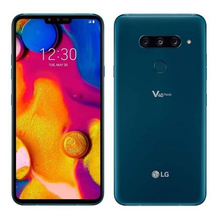 LG V40 ThinQ Moroccan Blue Price Dubai