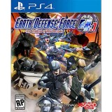 Earth Defense Force 4.1 The Shadow of New  for ps4