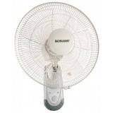 "Sonashi 10"" Box Fan (Red & Blue)"