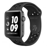 Apple Watch Nike+ Series 3 (GPS) 38mm Space Gray Aluminum -MQKY2