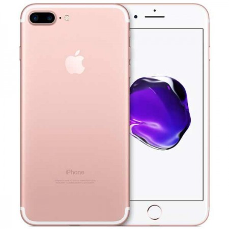 Apple iPhone 7 plus 256GB Rose Gold with facetime