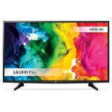 LG 49 inch Smart WiFi Built in Ultra HD 4K LED TV-49UH610V