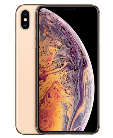iPhone Xs Max 256GB Gold Dual Nano Sim with FaceTime