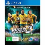 Rugby Challenge 3 Wallabies Edition for PS4