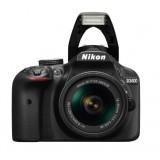 Nikon D3400 Digital Camera with 18-55 NVR