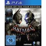 Batman Arkham Knight Game Of The Year Edition for PS4