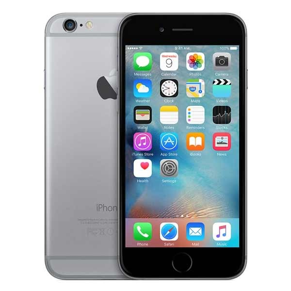iPhone 6 32GB -Space grey with facetime