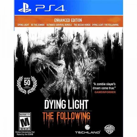 Dying Light The Following For PS4