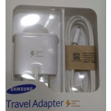 Samsung Fast Charger Adapter with Cable