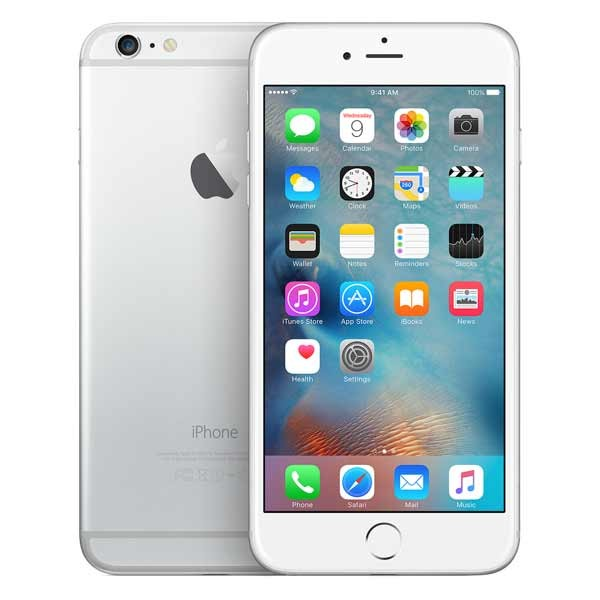 64 gb iphone 6 plus silver color price in dubai from. Black Bedroom Furniture Sets. Home Design Ideas