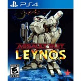 Assault Suit Leynos For PS4