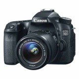 Canon EOS 70D Kit- EF-S18-55 IS STM