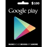 Google Play 100 US$ Gift Card Price Dubai