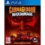 Carmageddon Max Damage For PS4