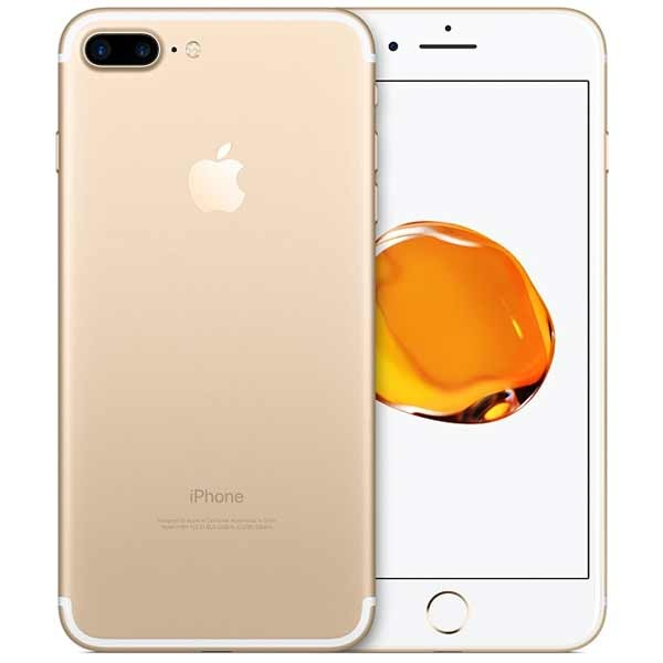 Apple iPhone 7 plus 256GB Gold with facetime