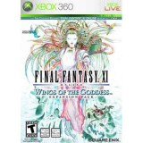 FINAL FANTASY XI WINGS OF THE GODDESS XBOX ONE