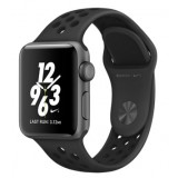 MQ162 Apple Watch Nike+ -38MM space grey Aluminium case